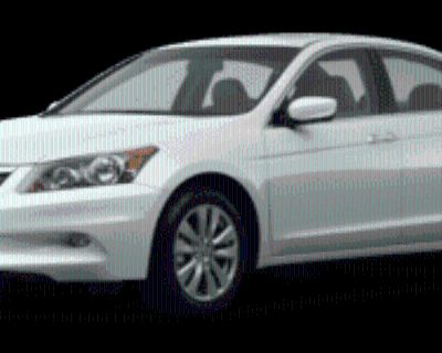 2012 Honda Accord EX-L Sedan I4 Automatic