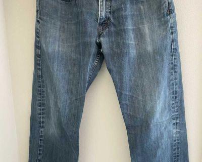 Mens Levi s jeans