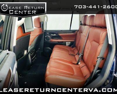 Used 2017 Lexus LX LX 570 4WD