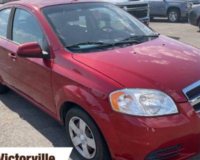 2010 Chevrolet Aveo 1LT
