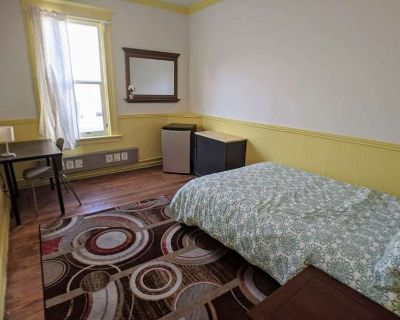 Newly Renovated Fully Furnished Private Rooms in Fantastic Location in the Missi