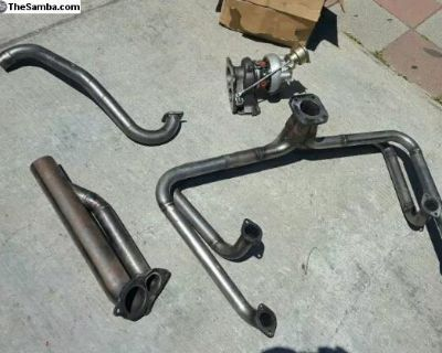Type 4 engine turbo pipes