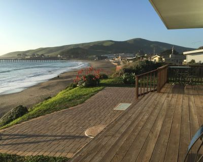 Best Location! Best View! - EXCLUSIVELY ON VRBO - Cayucos