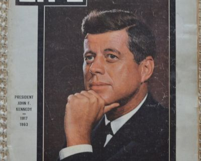 Collectable LIFE Magazines