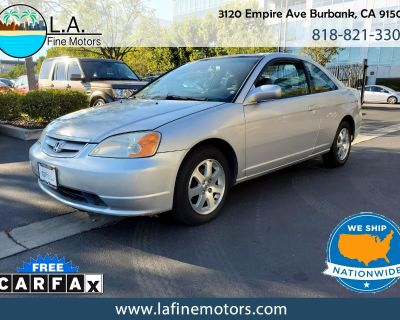 Used 2003 Honda Civic EX Coupe 4-spd AT