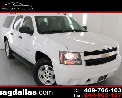 Used 2008 Chevrolet Suburban 2WD 4dr 1500 LS