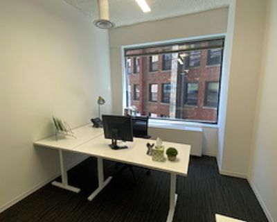 Private Office - 4 Available at Launchpad K Street