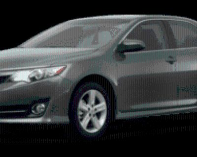 2014 Toyota Camry 2014 XLE I4 Automatic