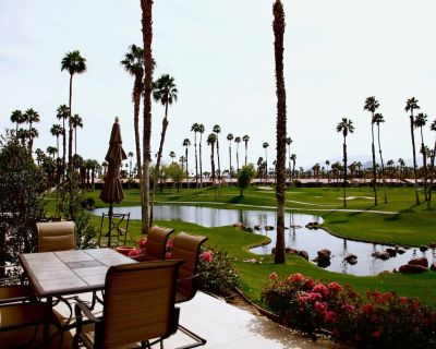 Palm Desert Retreat W/fantastic View of Golf Course, Lakes and Mountains - 3 Bed - Palm Desert