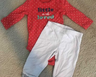 Outfit 3month