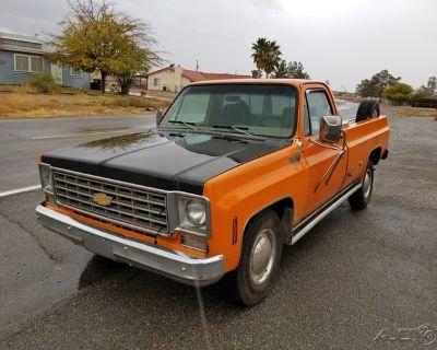 1976 Chevrolet C20 Camper Special 8200 GVW