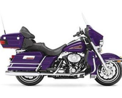 2007 Harley-Davidson FLHTCU Ultra Classic Electra Glide Shrine Special Edition Touring Colorado Springs, CO