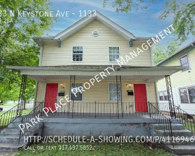 Apartment Rental - 1133 N Keystone Ave