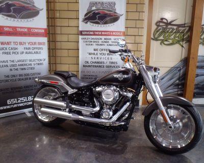 2019 Harley-Davidson Fat Boy 107 Softail South Saint Paul, MN