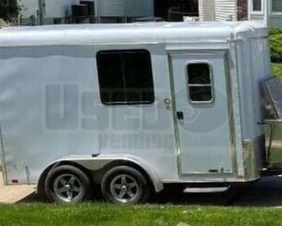 2019 United 6' x 12' Pet Care Trailer / Mobile Pet Grooming Business