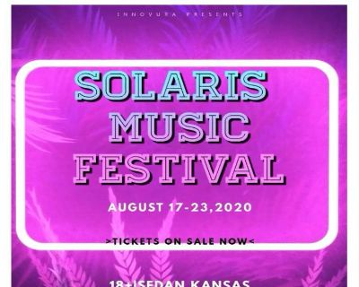 Solaris Music Festival,we are giving away Free General Admissions to our first 15,000 ravers!