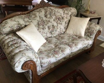 Sofa/couch and Love Seat - phenomenal condition