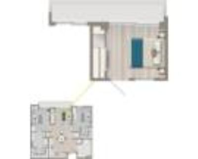 Concourse - Ascent Furnished Co-living Studio Suite B1B
