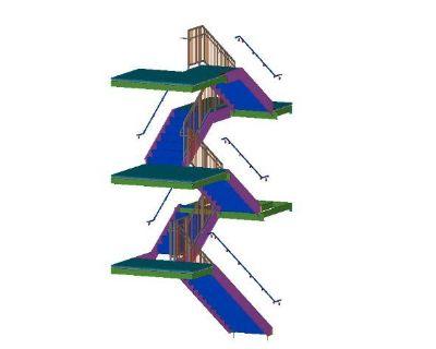 Steel Structural Detailing Service Melbourne - CAD Outsourcing