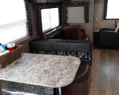coleman camper