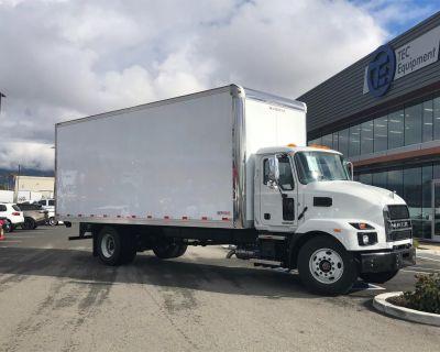 2021 MACK MD6 Box Trucks, Cargo Vans Medium Duty