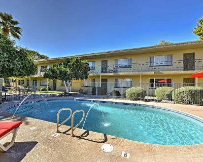 Walk to Old Town Scottsdale: Cozy Home Base w/Pool - Downtown Scottsdale