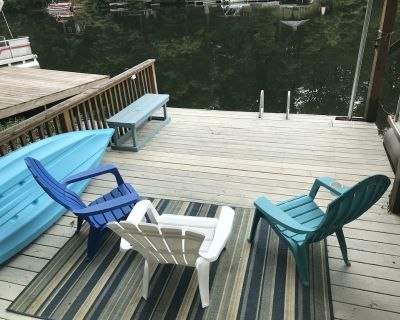 Roomy lakefront cottage with private access to lake: near Indy and IU - Princes Lakes