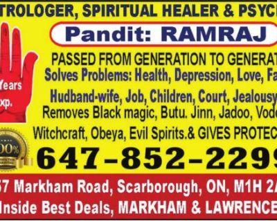 ASTROLOGER, SPIRITUALIST HEAL...