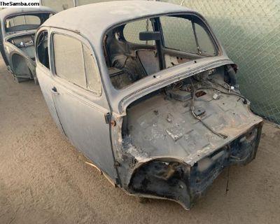 1971 Baja bug shell