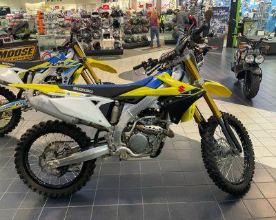 2020 Suzuki RM-Z250 Motocross Off Road Asheville, NC