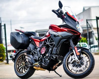 2021 MV Agusta Turismo Veloce 800 Lusso SCS Sport Houston, TX