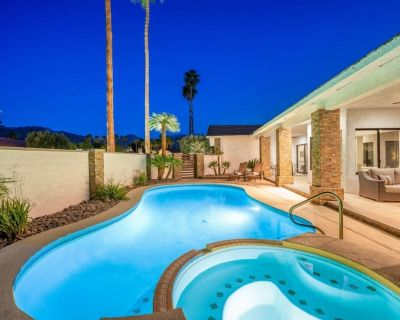 Beautiful and Remodeled 3 Bed/3 Bath Home in Gates Community, South Palm Desert! - Palm Desert