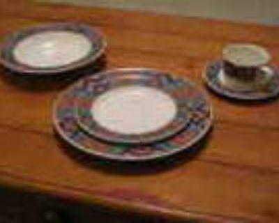 Makasa Dishes