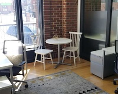 Private Office for 4 at SPACES