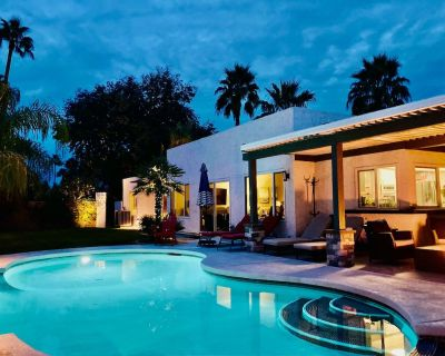 New!! Private and Sunny 3BR/3BA Retreat in Beautiful Rancho Mirage - Rancho Mirage