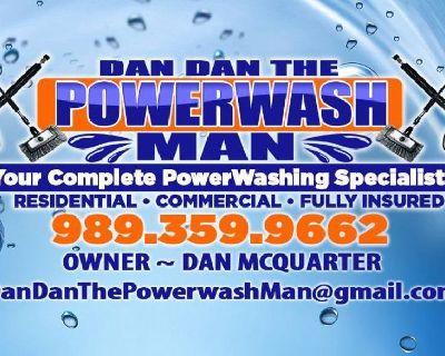 Dan Dan The Powerwash Man