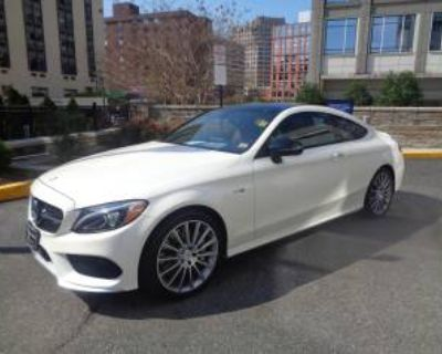 2017 Mercedes-Benz C-Class C 43 AMG 4MATIC Coupe
