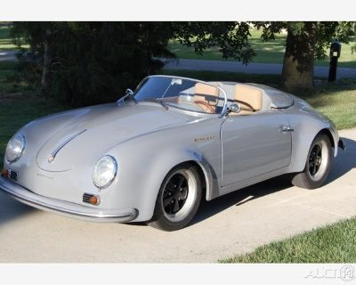 1957 Porsche 356A Speedster Replica