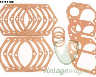 Split Oval Transmission Gasket Set