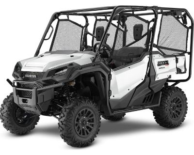 2021 Honda Pioneer 1000-5 Deluxe Utility SxS Chico, CA