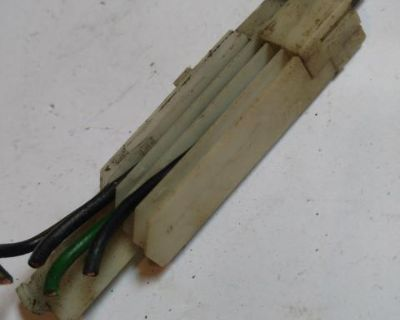 Wire holder ,plastic wire retainer for wiper switc