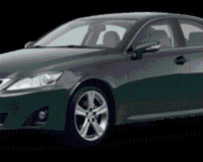 2012 Lexus IS IS 250 Sport