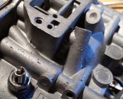 Weber IDF Stainless Venturi Securing Set Screws