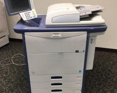 Toshiba 6560C Multifunction Printer RTR# 1014506-01