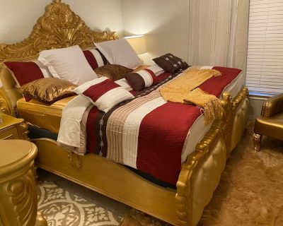 Luxury Well Furnish and Equipped Suit - Frisco