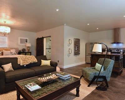 Luxury guesthouse in Fredericksburg and the Texas Hill Country sleeping up to 4 - Fredericksburg