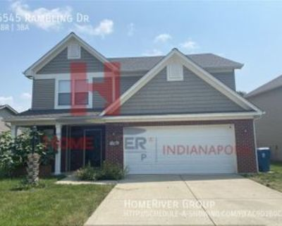 5545 Rambling Dr, Indianapolis, IN 46239 4 Bedroom House