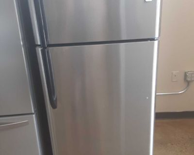 Frigidaire Stainless Steel Refrigerator