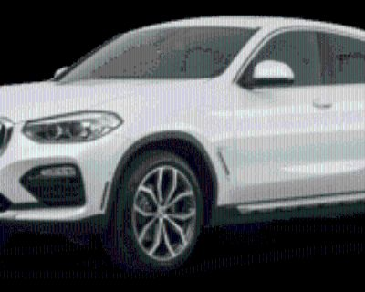 2019 BMW X4 30i