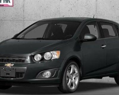 2015 Chevrolet Sonic LT